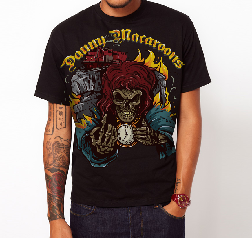 danny-macaroons-tshirt-design-new