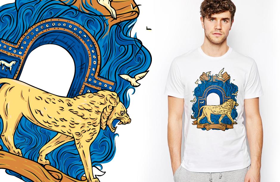 Ishtar-Gate-t-shirt-1